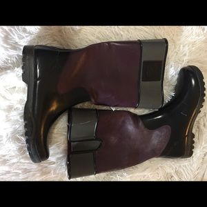 Sperry Rain boots size 9